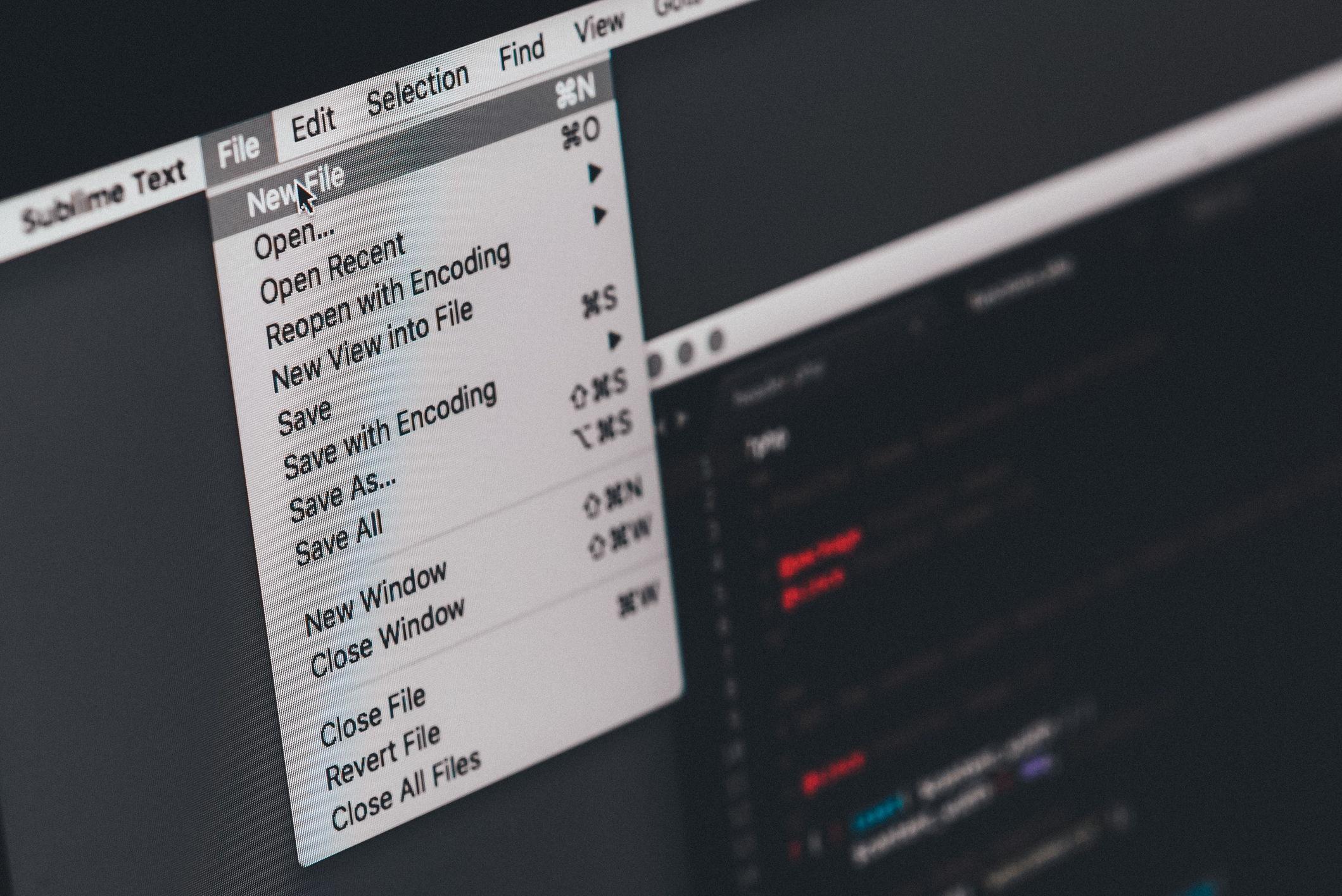 Creating a CSV file for bulk import